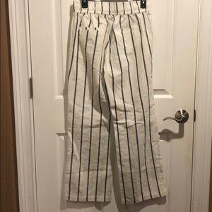 Sharagano Pants & Jumpsuits - Sharagano Havana linen pants